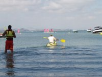 Kayaks in Murcia