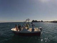 穿越马拉加的乘船游览