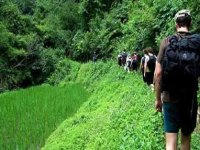 Making a hiking trail