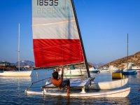 Catamaran course Murcia