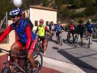 Excursiones en bici de montana