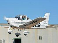 Sollevamento del volo con l'aereo