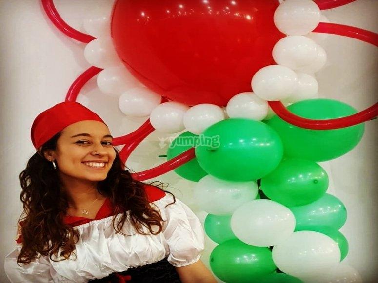 Birthday's entertainment Alcala