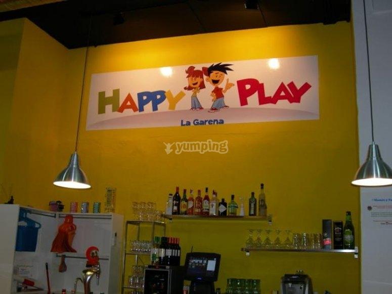 Bar for parents