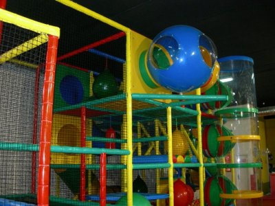 Cumpleaños Parque Infantil + Menú Burguer, Madrid