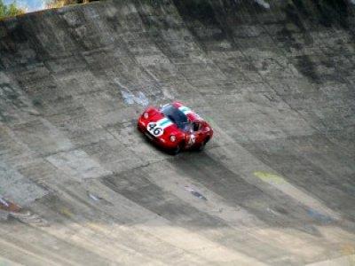 1 vuelta en Ferrari 246 GT circuito de Barberà