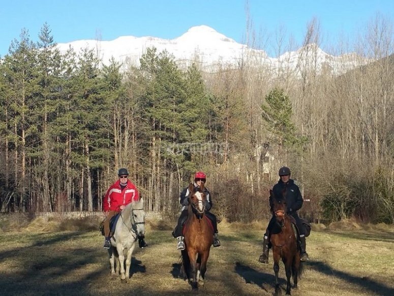 Las mejores rutas a caballo