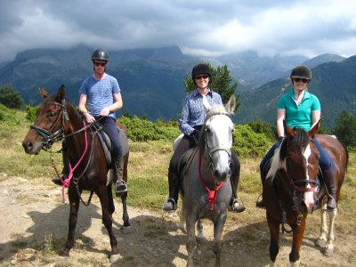 3 Hours Horse Riding in Jaca