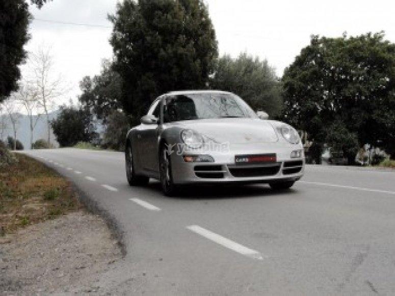Vuelta a Can Padró en Porsche