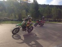 clase conduccion de motos