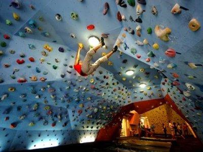 入门课程攀岩墙 -  5节课