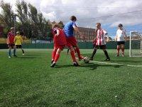 Praticare il mini calcio