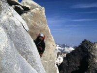 alpinismo ferrata