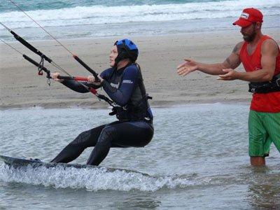 Calima Surf & Kitesurf Lanzarote Campamentos de Kitesurf