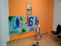 Fun and creativity among friends