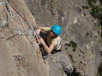 Posando攀岩墙