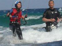 Campi di kitesurf a Lanzarote