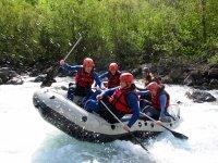 Rafting al limite