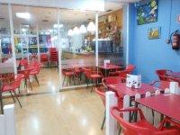 Amplia cafeteria