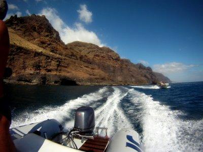 Allcaravan Tenerife Paseo en Barco
