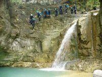 Siera de Guara峡谷