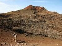 探索兰萨罗特火山景观