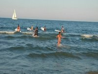 6h paddle surf course in Guardamar