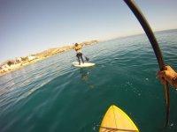 桨冲浪阿利坎特