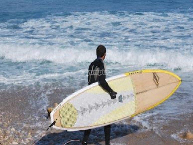 sup冲浪启动