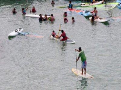 Iniciación Sup Surf a las olas - (Nov-Feb) - 4h