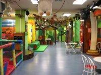 Parco per il tempo libero dei bambini