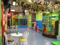 Tutto con un ambiente per bambini