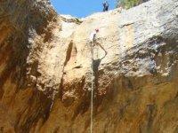 Descenso extremo en Huesca