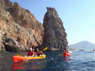 Multi-Adventure Weekend Cala Aguilar 1 Night