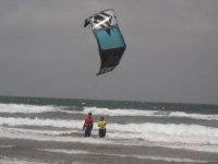 kitecamp风筝营地在兰萨罗特