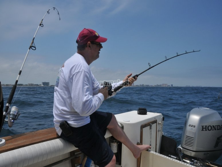 Impara a pescare