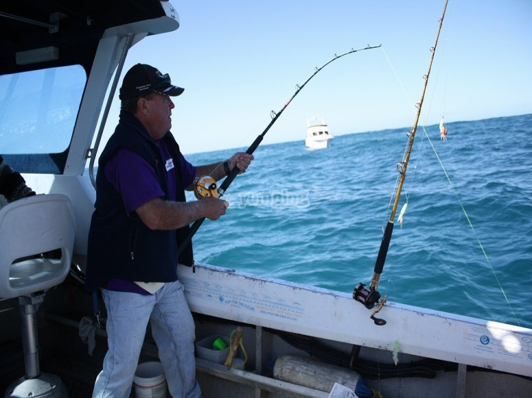 Clase de pesca