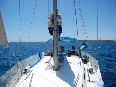 淡季1周的帆船租赁