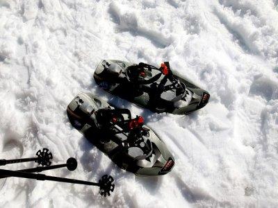 Cara Sur Raquetas de Nieve