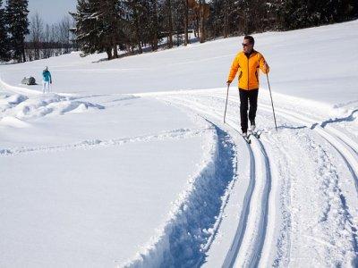 Cara Sur Esquí de Fondo