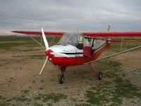 Classic ultralight aircraft