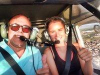 Flight course