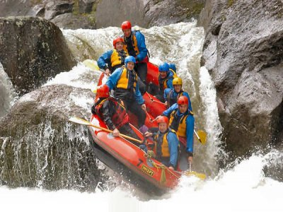 Vertientes Aventura Rafting