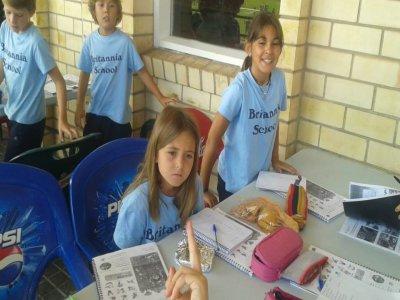 Britannia School Campamentos Urbanos