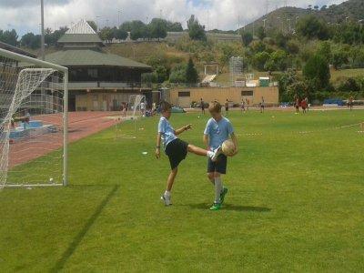 Britannia School Campus de Fútbol