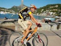 骑自行车游览马略卡岛