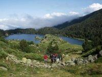 En el Pico del Puig
