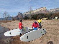 表SUP桨冲浪板