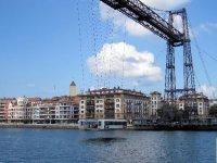 参观Portugalete -999的吊桥 - 从河口了解毕尔巴鄂