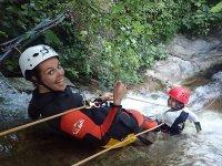 Canyoning Sierra de las Nieves Natural Park
